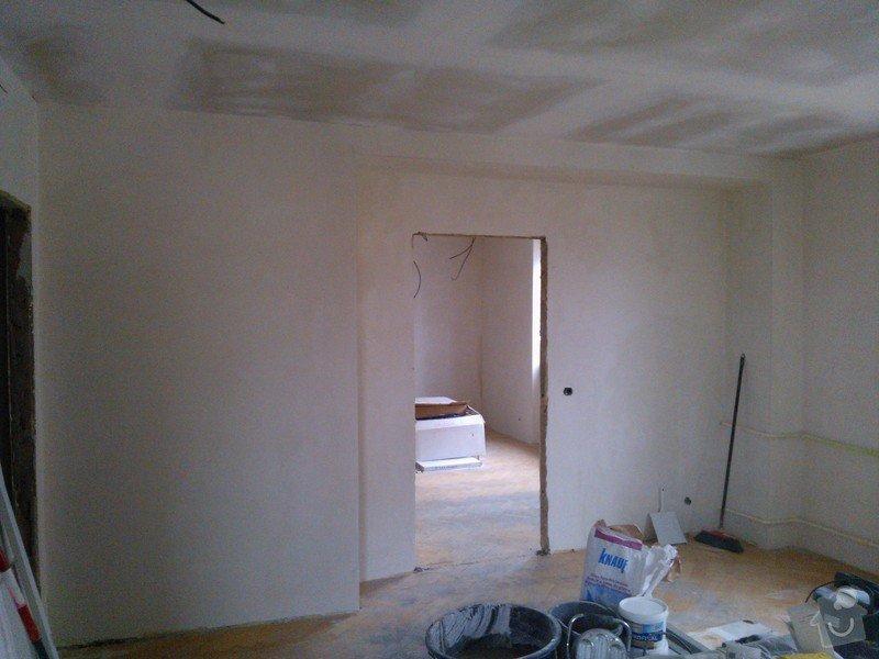 Sádrokartonové podhledy a renovace stěn sádrovou stěrkou: 20130602_160504_WP_001081