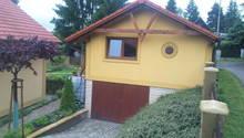 Přístavba zahradního domku