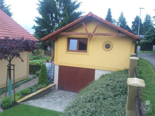 Přístavba zahradního domku: nove_150