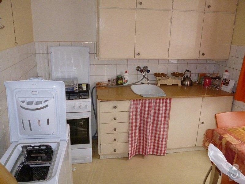 Kuchynskou linku a vestavenou skrin: P1000375
