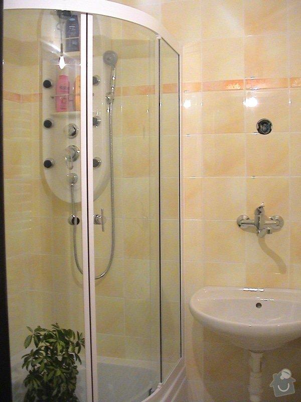 Výměna sprchového koutu: DSC00035