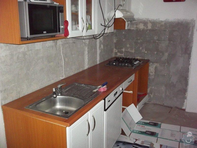 Obklad za kuchyňskou linkou: 100_1522