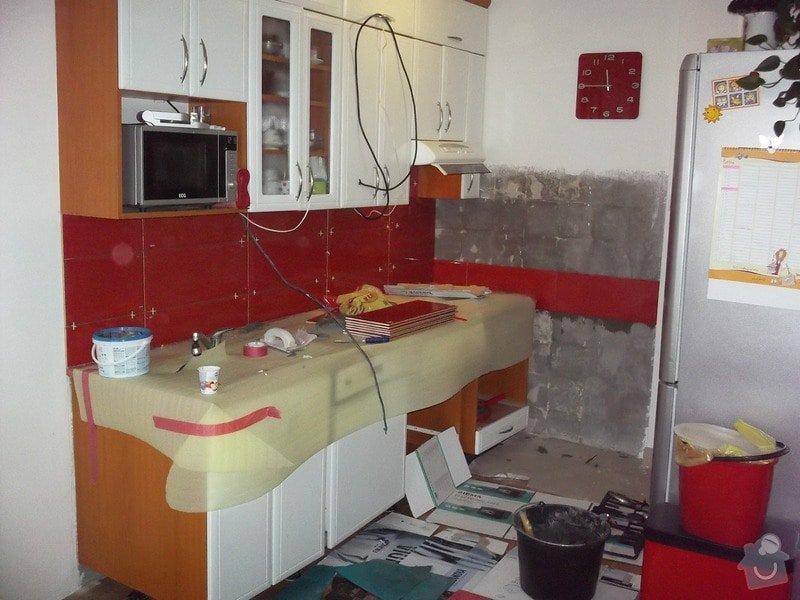Obklad za kuchyňskou linkou: 100_1530
