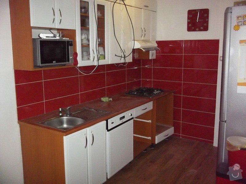 Obklad za kuchyňskou linkou: 100_1533