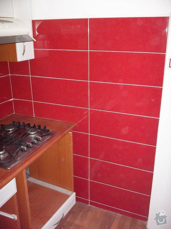 Obklad za kuchyňskou linkou: 100_1534
