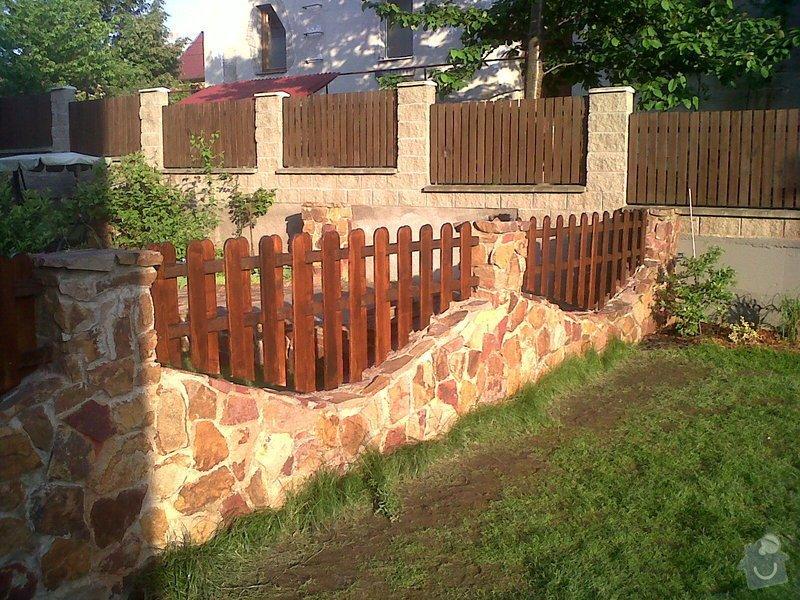 Zhotovení plotu: IMG00117-20130528-1914