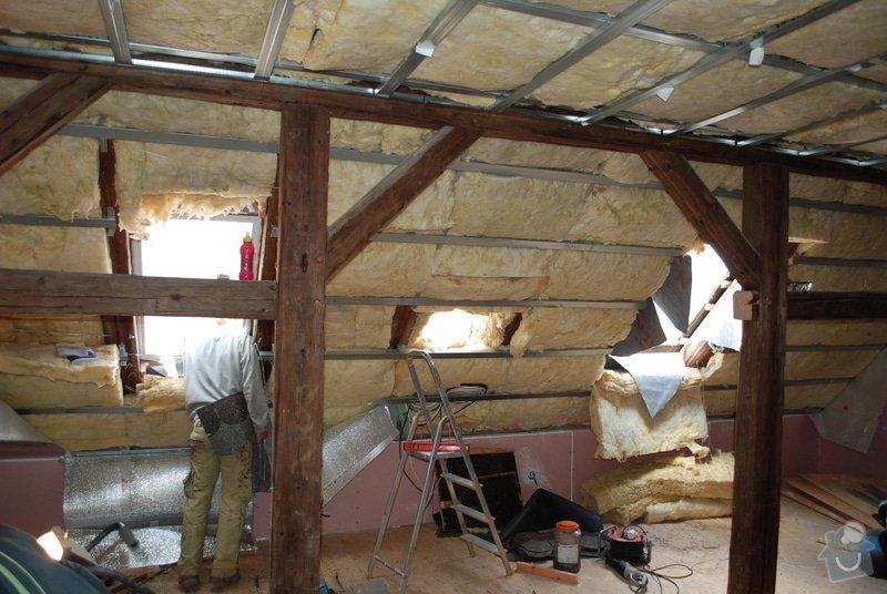 Instalace střešních oken: DSC_1076