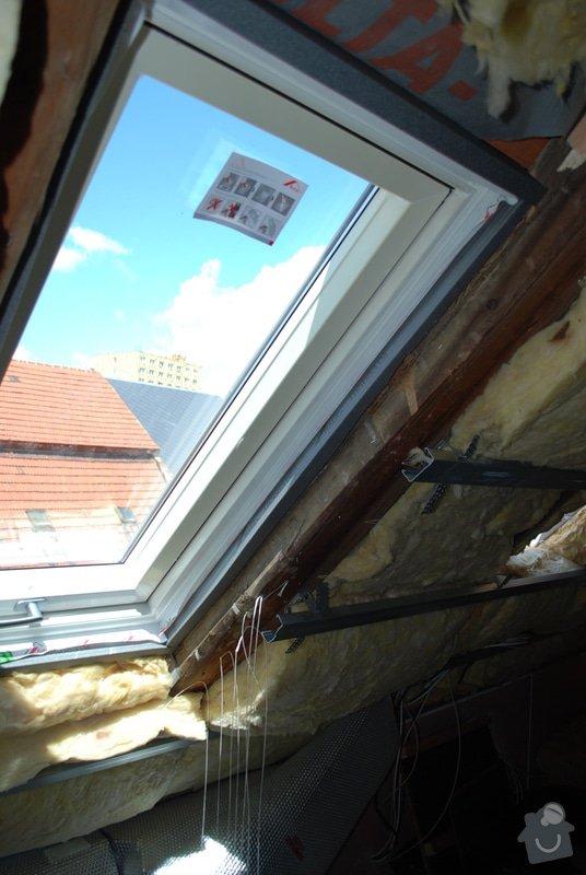 Instalace střešních oken: DSC_1078