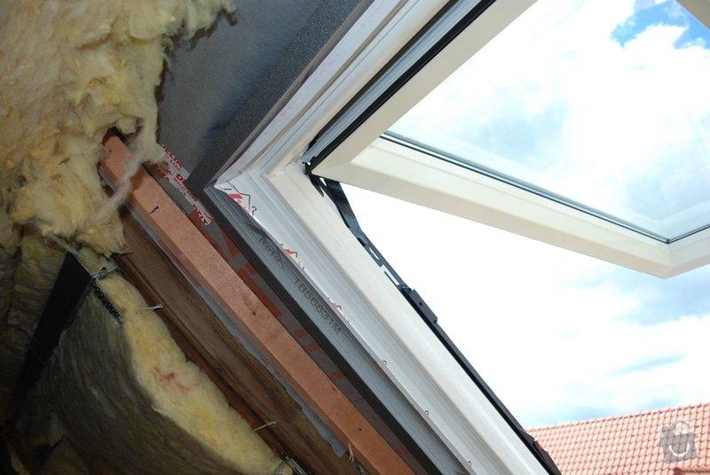 Instalace střešních oken: DSC_1081