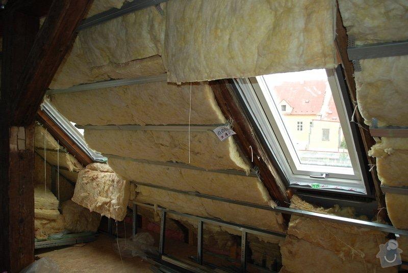 Instalace střešních oken: DSC_1086