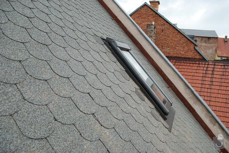 Instalace střešních oken: DSC_1087