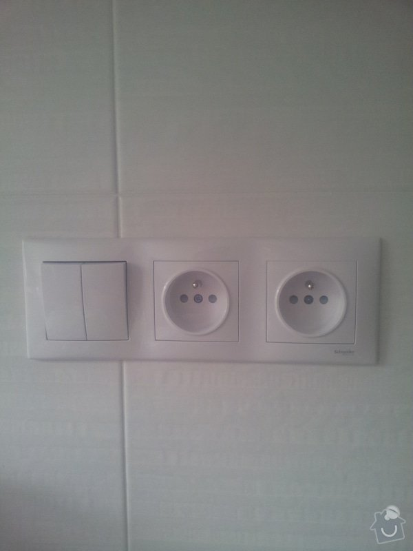 Výměna hliníkového elektrického vedení v bytě: pi.Jungova