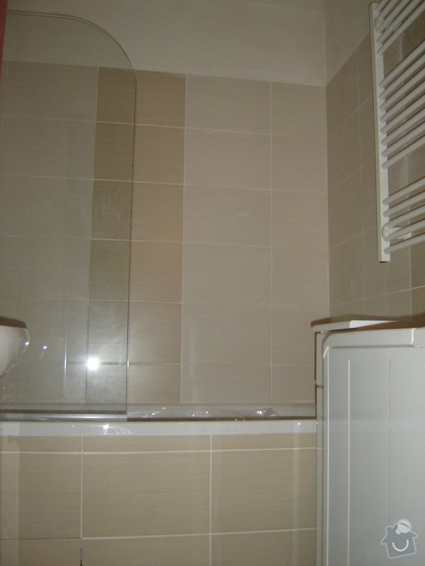 Rekonstrukce koupelny: DSC01661
