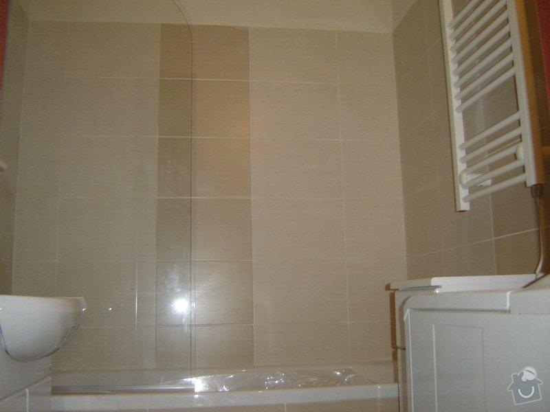 Rekonstrukce koupelny: DSC01662