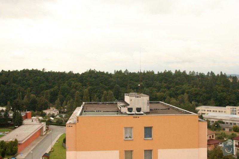 Zastřešení panelového domu TO8B: strecha_s_rozmery....