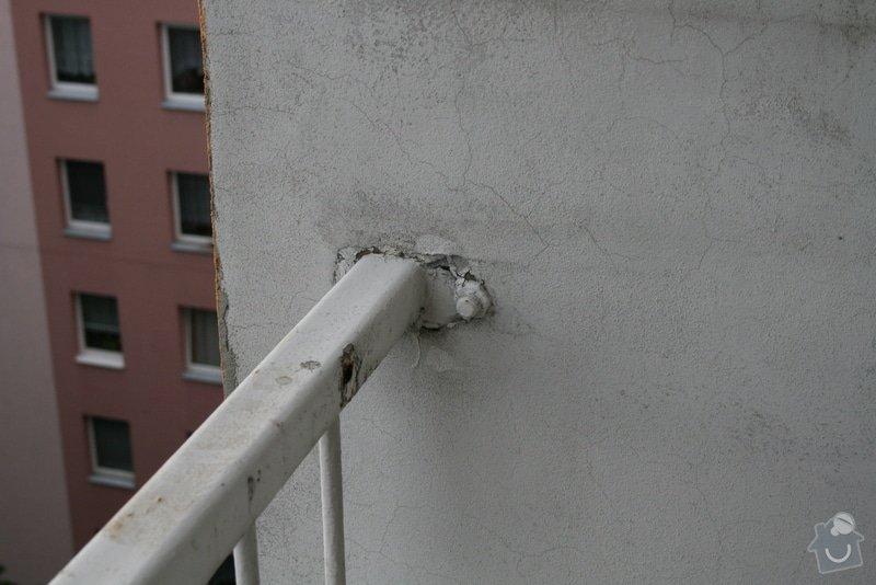 Rekonstrukce balkonů: IMG_1520