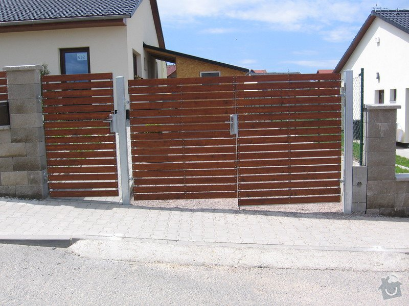 Plotová pole,branka,dvoukřídlá brána.: IMG_2974