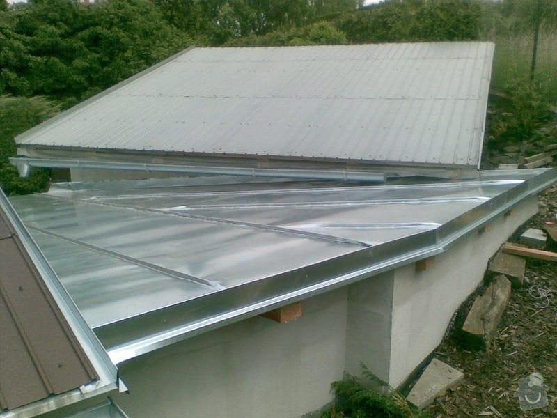 Falcovaná střecha: 017