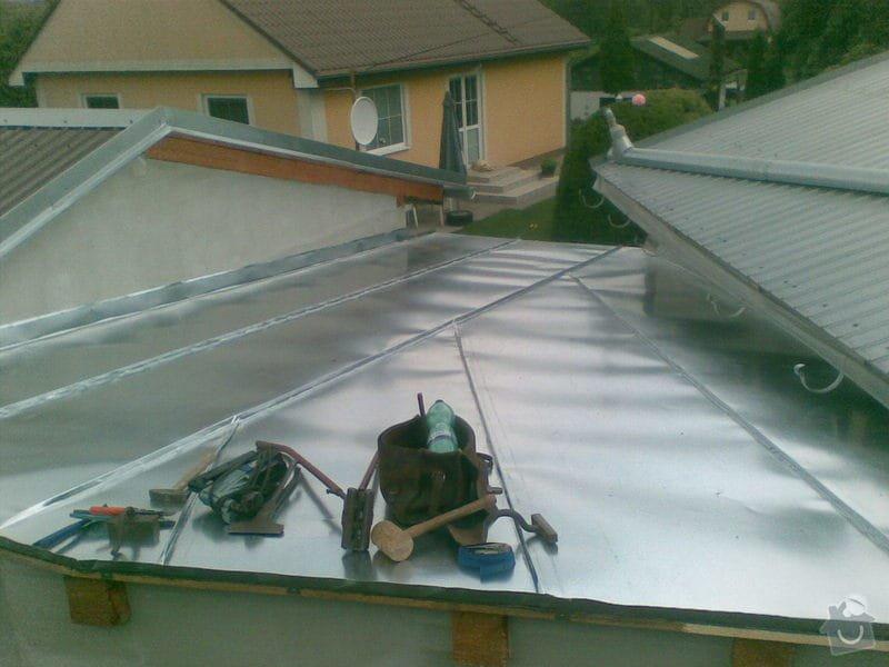 Falcovaná střecha: 019