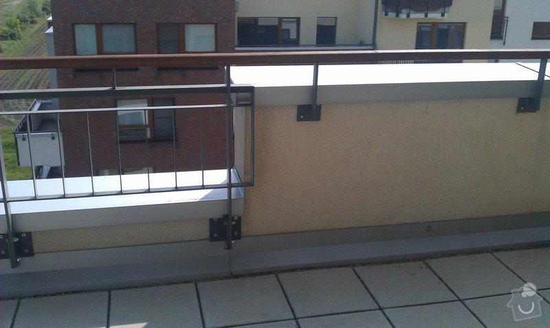 Zabradli na terase: IMAG0104