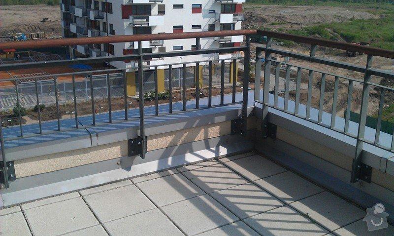 Zabradli na terase: IMAG0105