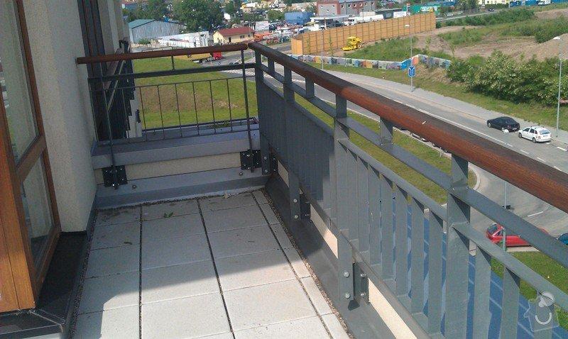 Zabradli na terase: IMAG0106
