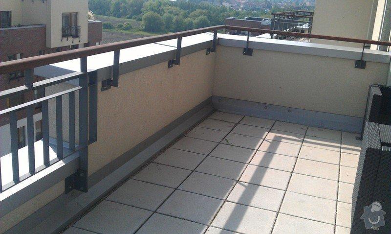 Zabradli na terase: IMAG0107