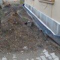 Oprava zdeneho plotu s zeleznou vyplni zamkova dlazba drobne  dsc02939 medium