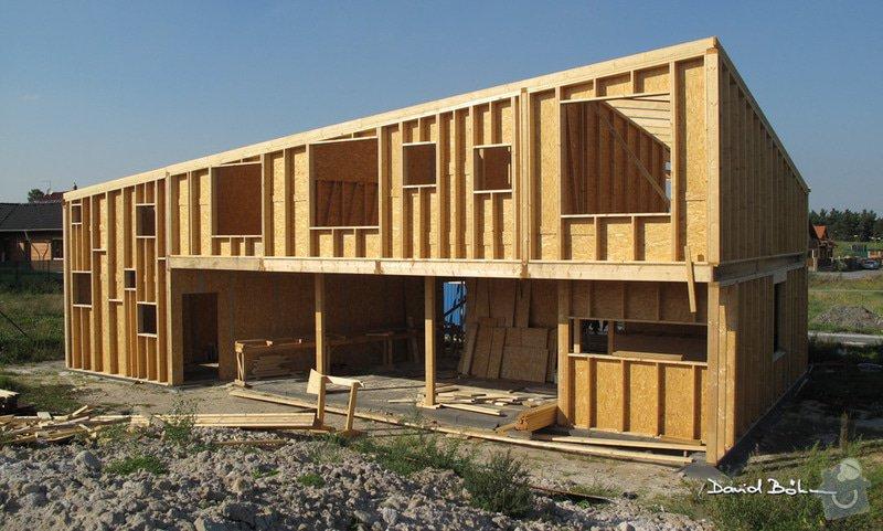Dřevostavba atypické konstrukce: 01_RD_002