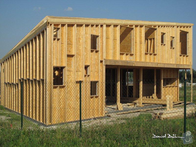 Dřevostavba atypické konstrukce: 01_RD_003