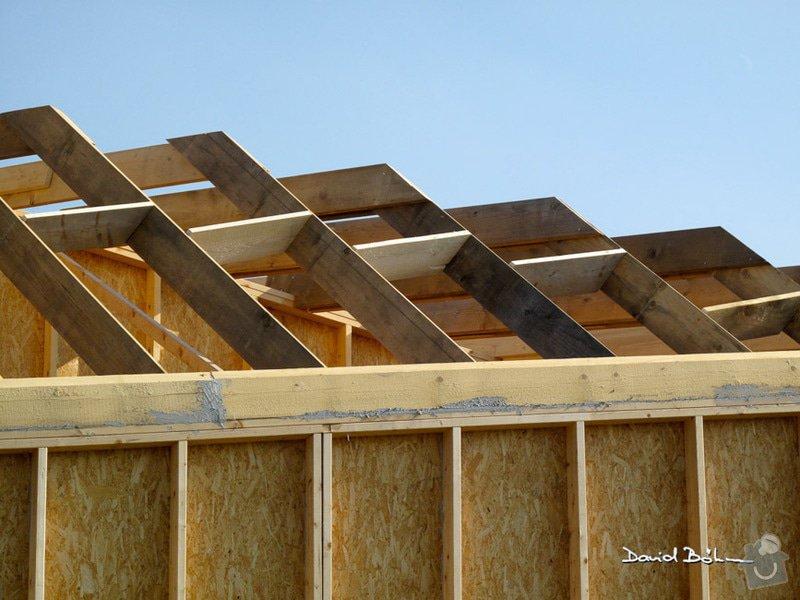 Dřevostavba atypické konstrukce: 01_RD_005