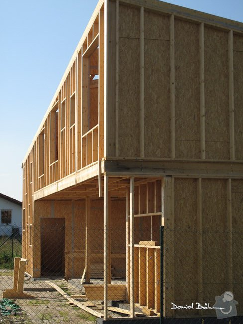 Dřevostavba atypické konstrukce: 01_RD_006