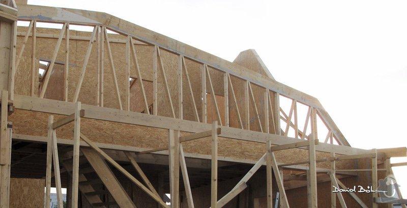 Dřevostavba atypické konstrukce: 01_RD_009