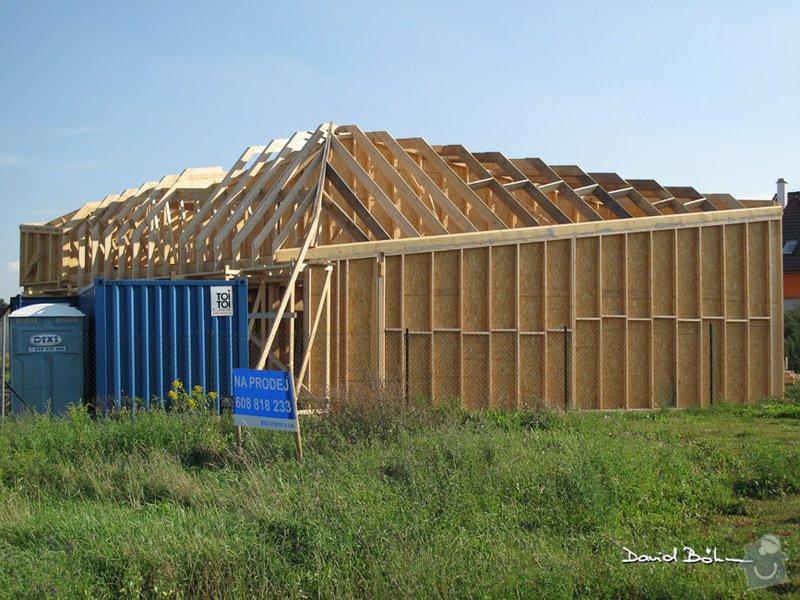 Dřevostavba atypické konstrukce: 01_RD_011