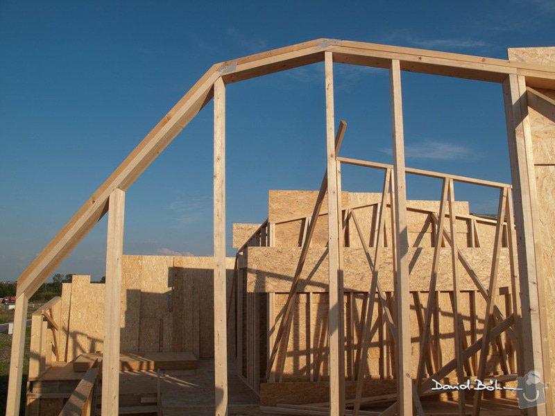 Dřevostavba atypické konstrukce: 01_RD_013