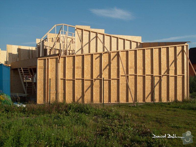 Dřevostavba atypické konstrukce: 01_RD_014