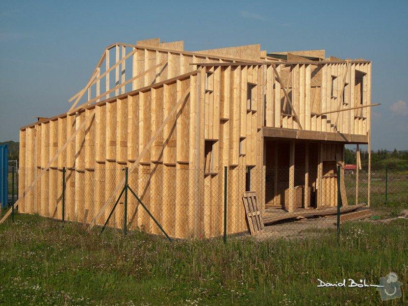 Dřevostavba atypické konstrukce: 01_RD_015