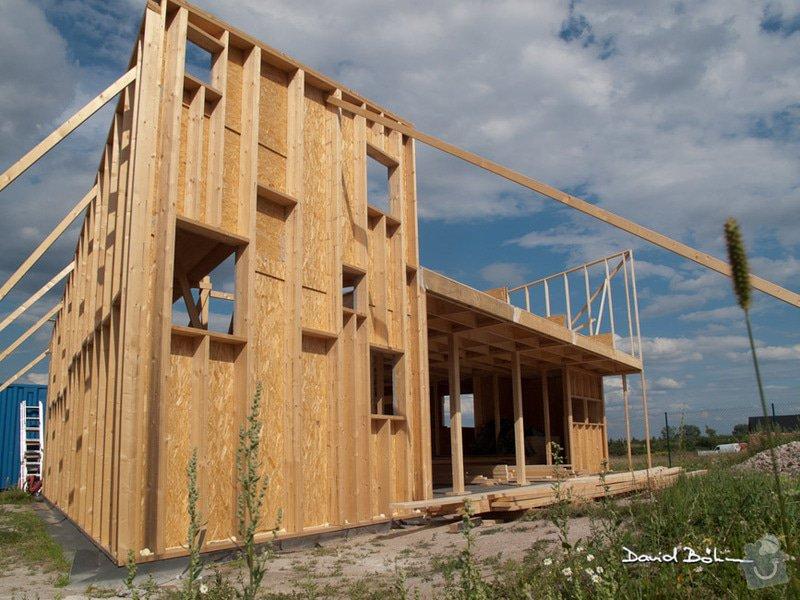 Dřevostavba atypické konstrukce: 01_RD_017