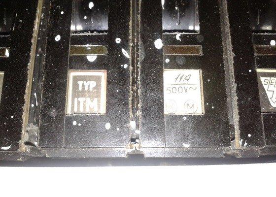 Výměna jističů+rozvodné skříně v panel.domě