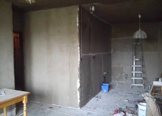 Rekonstrukce bytového jádra