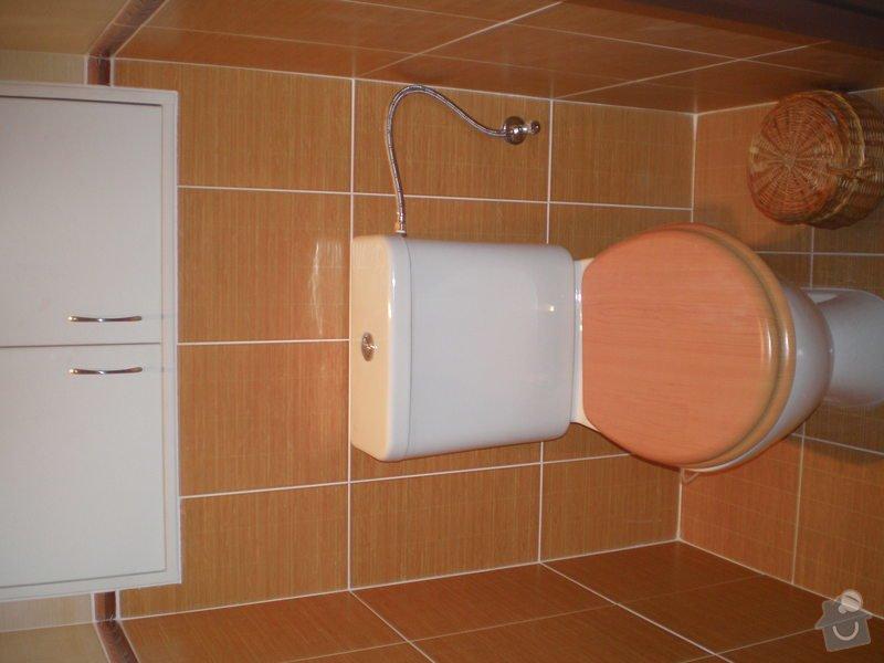 Rekonstrukce bytového jádra: P5301038