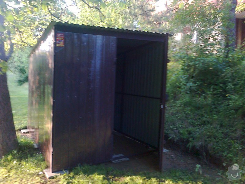 Plechová garáž: Zdjecie0460