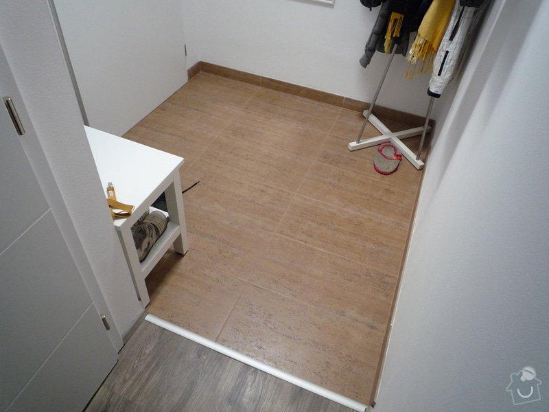 Nová koupelna, WC a předsíň: P1100441