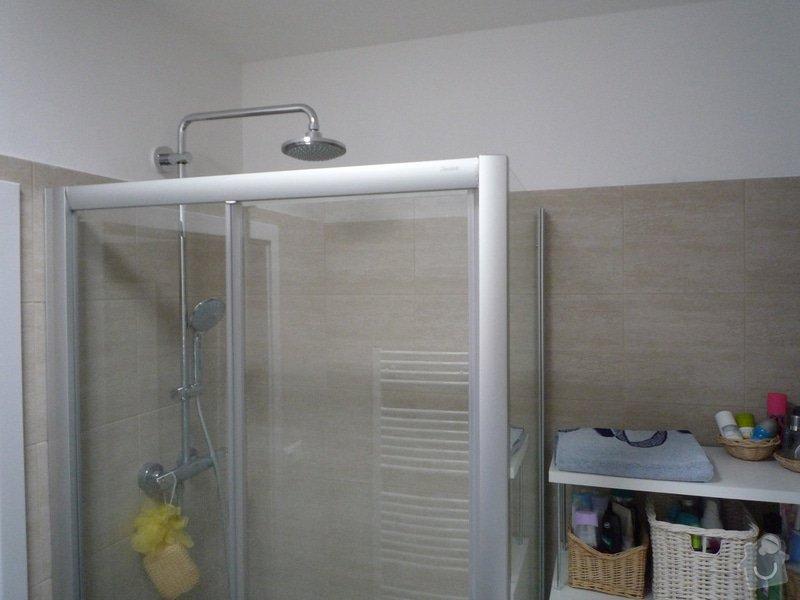 Nová koupelna, WC a předsíň: P1100445