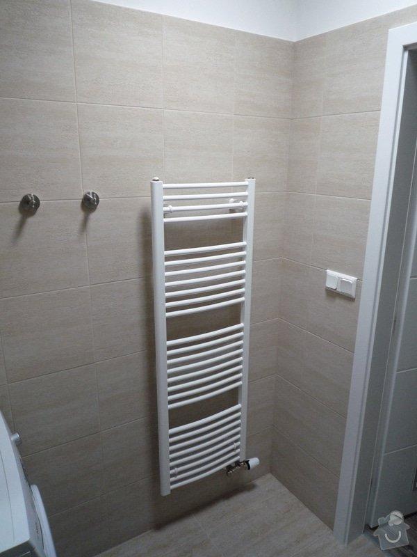 Nová koupelna, WC a předsíň: P1100448