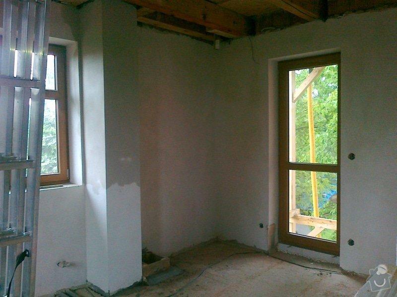 Zednické práce (omítky, obklady, dlažby, zateplení, SDK): 03062013958