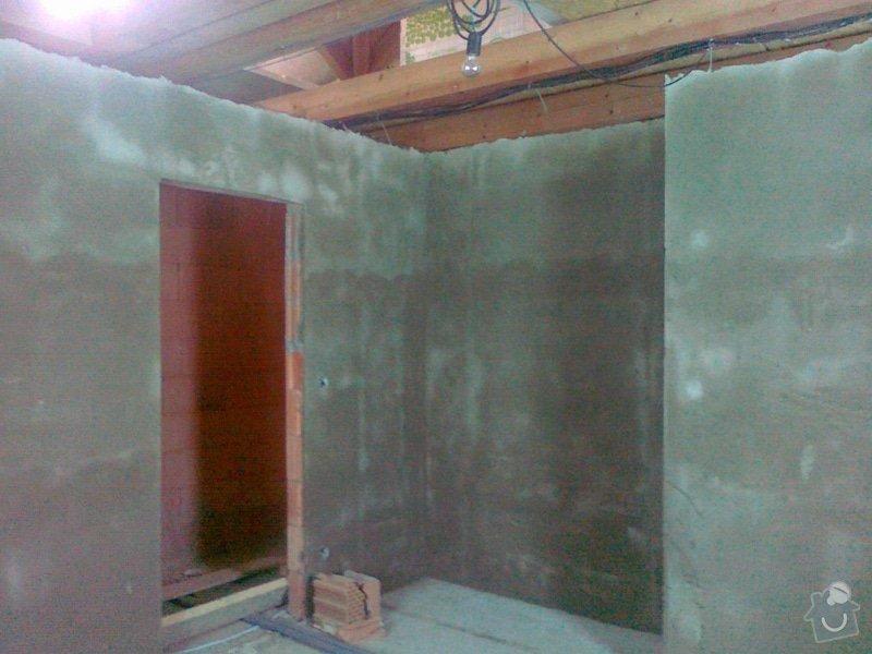 Zednické práce (omítky, obklady, dlažby, zateplení, SDK): 16052013943