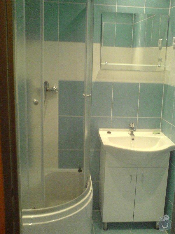 Rekonstrukce koupelny a jádra : DSC00199