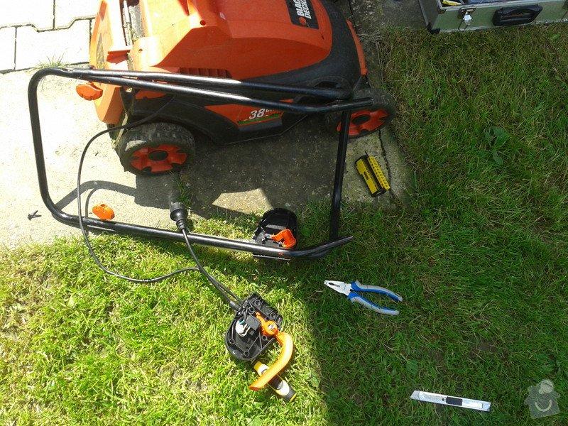 Oprava sekačky na trávu: 20130608_113436