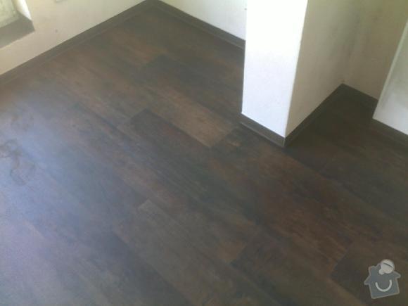 Tmelení osb desek a montáž vinylová podlahy: obrazek_2